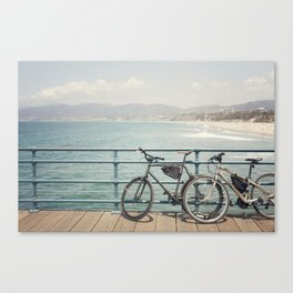 La Vida California Canvas Print