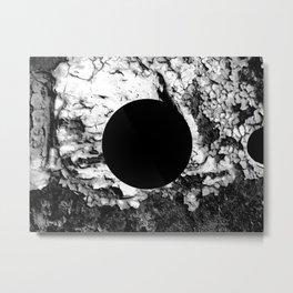 Hole. Metal Print
