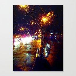 Nightmovers 3  Canvas Print