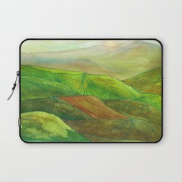 Lines in the mountains XVI Laptop Sleeve