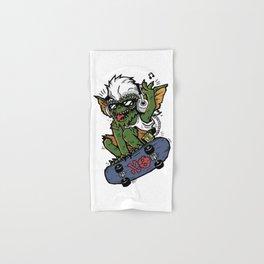 Gremlin Style Hand & Bath Towel
