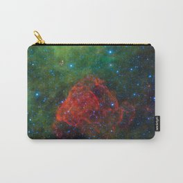 Ancient Supernova Revealed Carry-All Pouch