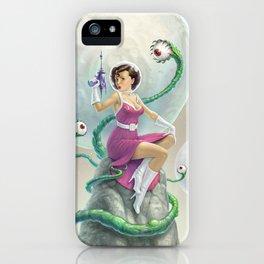 Astro Babe iPhone Case