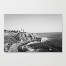 Palos Verdes Peninsula Canvas Print