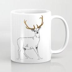 Golden deer Mug