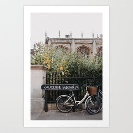 Radcliffe Square Art Print