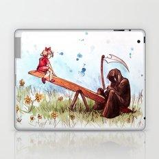 death's playground Laptop & iPad Skin