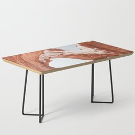 Desert Arches Coffee Table