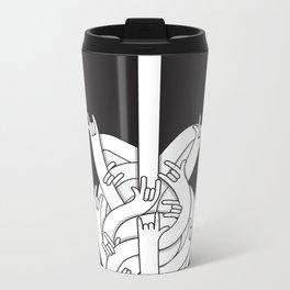 Cornuta Metal Travel Mug