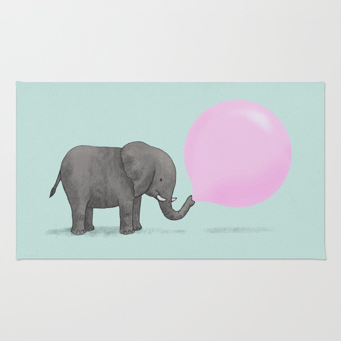 Jumbo Bubble Rug
