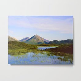 The Isle of Skye Metal Print