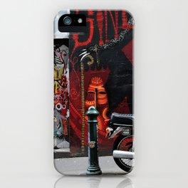 Hosier Lane iPhone Case