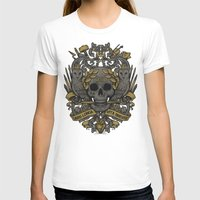T-shirts featuring ARS LONGA VITA BREVIS by Medusa Dollmaker