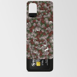 Dianthus Android Card Case