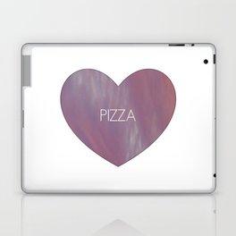 I HEART PIZZA Laptop & iPad Skin