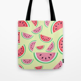 AFE Watermelon Pattern 3 Tote Bag