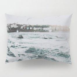 summer waves ii / bondi beach, australia Pillow Sham