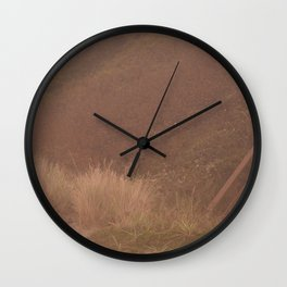 Private Access Wall Clock