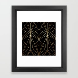 And All That Jazz - Large Scale Framed Art Print