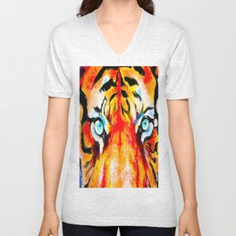 Eye of The...Well You Know Unisex V-Neck