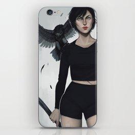 Two Hawks iPhone Skin