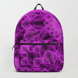 Royal Flower Mandala Backpack