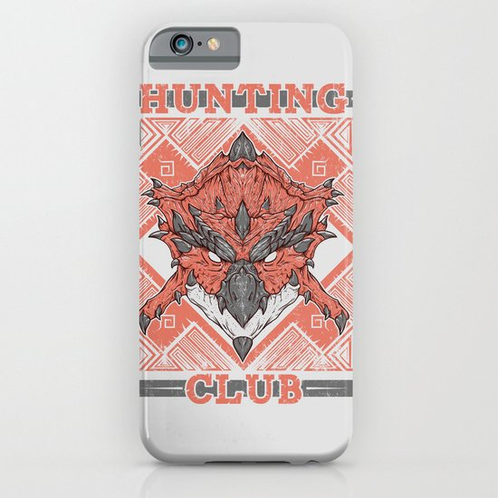 Hunting Club: Rathalos iPhone & iPod Case