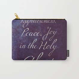 Joy in the Holy Ghost Carry-All Pouch