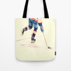 The Sport Of Hockey Tote Bag