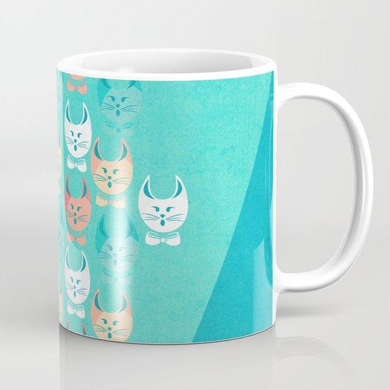 Singing Cats Mug