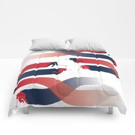Capitals Breakaway Comforters