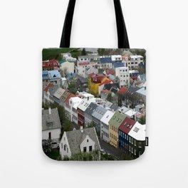 Reykjavik, Sweet. Tote Bag