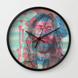 CHRIS ROBINSON - KICKIN MY HEART AROUND Wall Clock