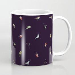 Garden Birds by Night (Fine) Coffee Mug