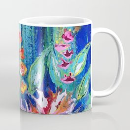 Summer Floral Coffee Mug