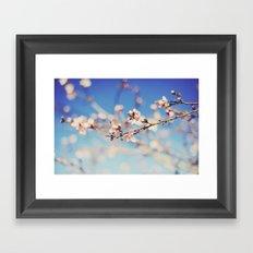 Early Spring. Framed Art Print