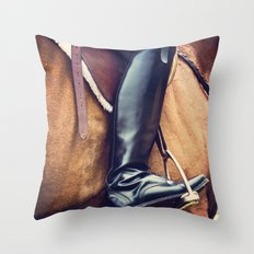 Show Throw Pillow