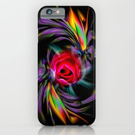 Fertile imagination 13 iPhone Case
