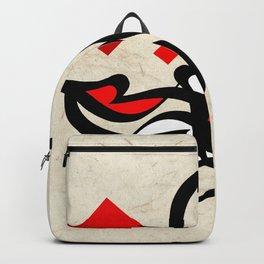 Arabic Calligraphy ( Al Hub ) Backpack