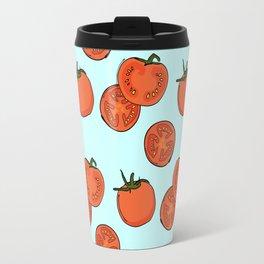 Tomato patter Travel Mug