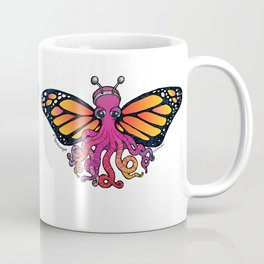 Flutteropus - The Tentacle Collection Coffee Mug