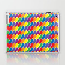 Pride Heart Scale Pattern Laptop & iPad Skin