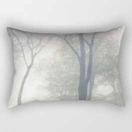 Cathedral of Trees Rectangular Pillow