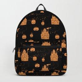Haunted Pumpkins Backpack