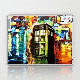 Time Lord Laptop & iPad Skin