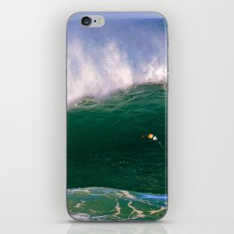 Windy Wave iPhone Skin
