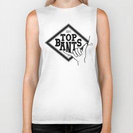 Top Bants #1 Biker Tank