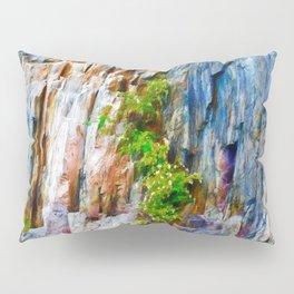 Cliff Hanger Pillow Sham