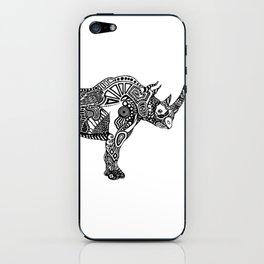 Rhino by Floris V iPhone Skin