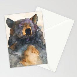 BEAR #1 Stationery Cards